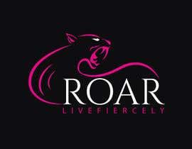 #102 para ROAR - Girl power logo! por mun0202mun