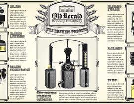 #38 for Brewing and Distilling Illustration by desingero