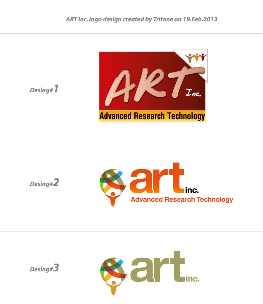 Contest Entry #131 for Logo Design for Advanced Research Technology