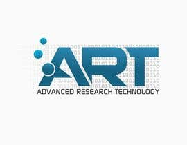 #312 para Logo Design for Advanced Research Technology por timedsgn