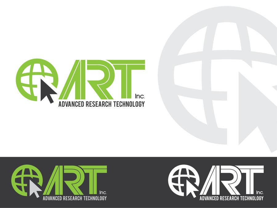 Contest Entry #                                        284                                      for                                         Logo Design for Advanced Research Technology