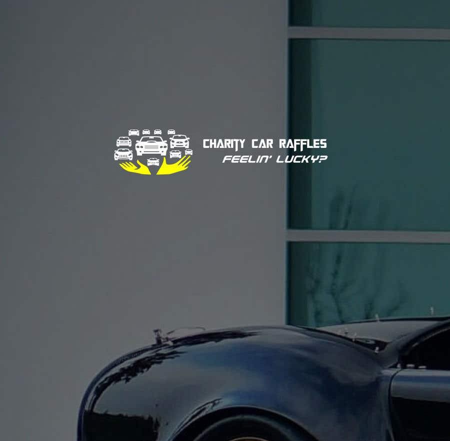 Proposition n°1 du concours Logo designed for car raffle website