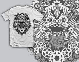 nº 88 pour Graphic sign for illustration tee shirt // logo // advertising brand par krisamando