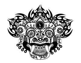 nº 83 pour Graphic sign for illustration tee shirt // logo // advertising brand par apnchem
