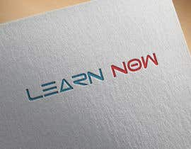 #62 for Design logo for LEARN NOW af Shahnewaz1992