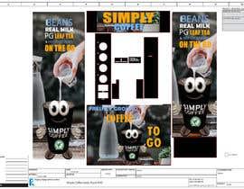#184 for COFFEE MACHINE ARTWORK MODERN af ayaagamal1
