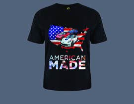 #8 for American Made Muscle Cars Tee Shirts by akmalhossen