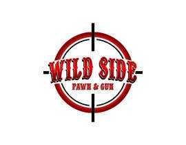 """#53 for Need a Logo for a business - """"Wild Side Pawn and Gun"""" by laurenceofficial"""