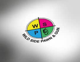 """#15 for Need a Logo for a business - """"Wild Side Pawn and Gun"""" by Arifulamin"""