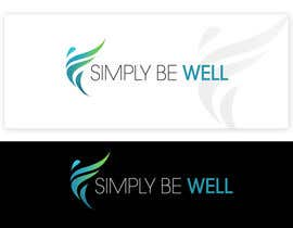 "#55 untuk Logo Design for Corporate Wellness Business called ""Simply Be Well"" oleh pinky"