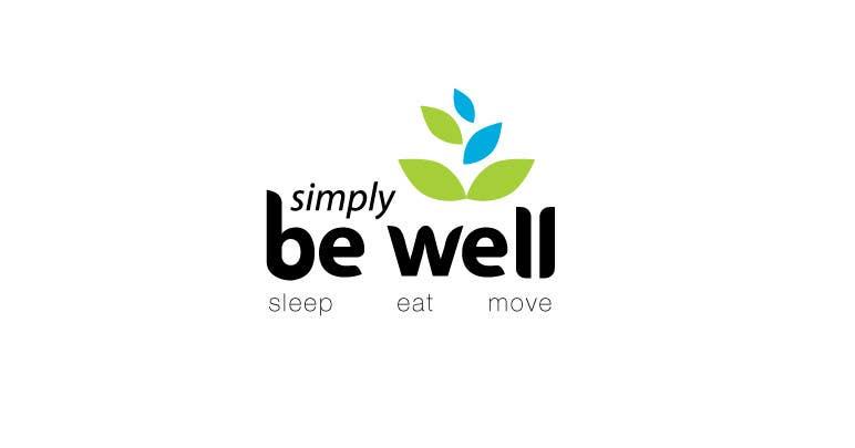 """Inscrição nº 33 do Concurso para Logo Design for Corporate Wellness Business called """"Simply Be Well"""""""