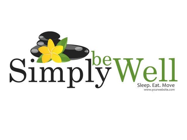 """Inscrição nº 79 do Concurso para Logo Design for Corporate Wellness Business called """"Simply Be Well"""""""