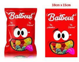 nº 19 pour Simple sticker for packaging par anshalahmed17