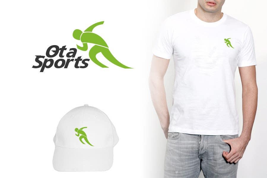 Contest Entry #                                        3                                      for                                         Graphic Design for Ota Sportz
