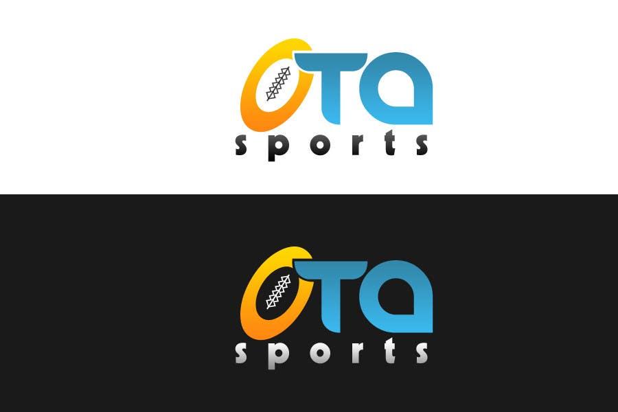 Inscrição nº                                         14                                      do Concurso para                                         Graphic Design for Ota Sportz