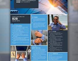 #19 for Develop Factsheet Template af sazzadaziz