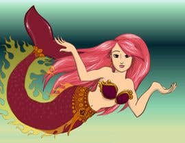 #17 para Mermaid for children's party theme, commercial use de FreelancingJTN
