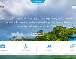 #9 for We want to redesign our existing Travel website!! by mohitverma94