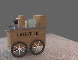 #29 for Hot beverage / food cart professional design by noorulainn7