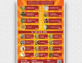 #23 untuk Food Menu Flyer & Business Card oleh graphicshero
