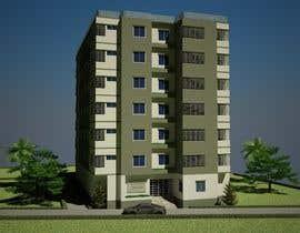 Hriday72 tarafından Front Elevation design için no 5