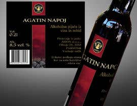 #43 para Design a label for Blackberry wine por ntmai