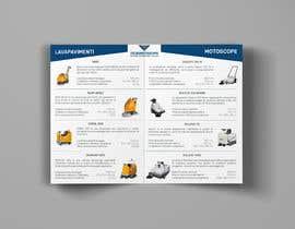 #18 untuk realizzazione brochure noleggio breve termine oleh danielegennaro