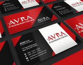 "#221 for Logo for ""Avra by Valentina Beauty & Wellness"" salon by PhoFreelancer"