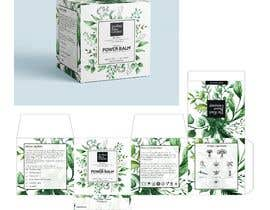 #44 for Skin Cream Box Design af czara23cascalla