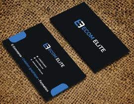 nº 108 pour Make business cards for an ecommerce and marketing company par mdarifkabir