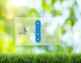 nº 102 pour Make business cards for an ecommerce and marketing company par diptisamant84