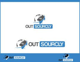 #354 for Logo Design for Outsourcly by winarto2012