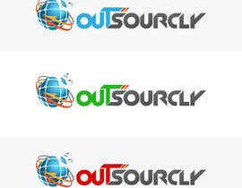 KreativeAgency tarafından Logo Design for Outsourcly için no 228