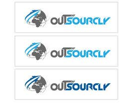 KreativeAgency tarafından Logo Design for Outsourcly için no 421