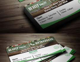 #43 untuk Create a simple business card (one side) oleh saifulisaif22