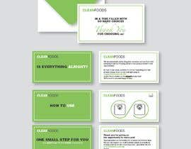 #18 for 3x INSERT CARDS + ENVELOPE DESIGN needed for e-commerce packaging by zedsheikh83