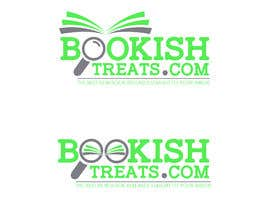 """#58 for Design a Logo for a new Book Release Website """"Bookishtreats.com"""" by mkafgani"""