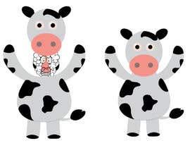 #2 untuk Funny Illustrations - 2cows oleh bulbulahmed5222