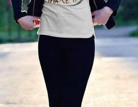 #43 , Design a T-Shirt 来自 jakiamishu31022