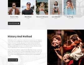 Nro 10 kilpailuun Music School Branding and website käyttäjältä saidesigner87