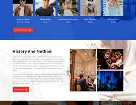 Nro 28 kilpailuun Music School Branding and website käyttäjältä saidesigner87