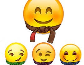 #13 for Emoji wearing Jiu-Jitsu Belt. by tarekgueham