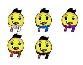 #17 for Emoji wearing Jiu-Jitsu Belt. by GoldenAnimations