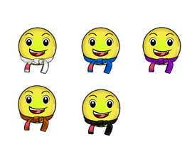 #18 for Emoji wearing Jiu-Jitsu Belt. by GoldenAnimations