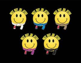 #9 for Emoji wearing Jiu-Jitsu Belt. by Sico66