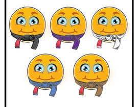 #5 for Emoji wearing Jiu-Jitsu Belt. by omaralmohamad