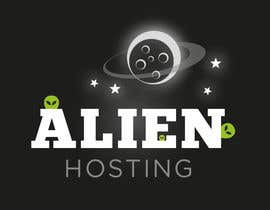 #175 for Logo Design for Alien Hosting by JoGraphicDesign