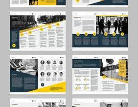 #3 untuk Redesign existing company profile, brochure, and design 5 individual product sheets. oleh felixdidiw