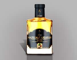 #32 for Label for an exclusive hazelnut liqueur by asadk7555