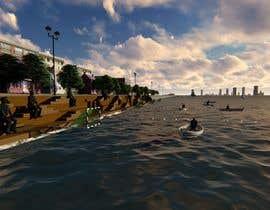 Nro 24 kilpailuun Kayakpolo bridge design käyttäjältä sathishleo5897